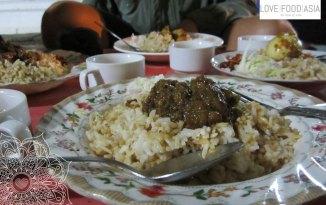 Street Food in Rangun