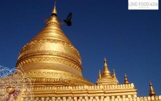 Tempel in Bagan