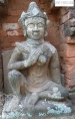 Statue in Bagan
