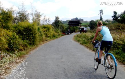 Inle See Radtour