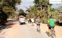 Bicycle tour around Inle Lake