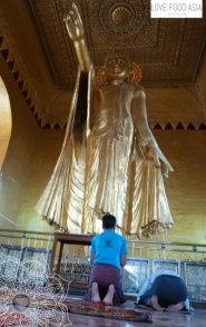 Big Buddha in Mandalay