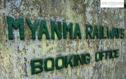 Myanmar Railway Booking Office
