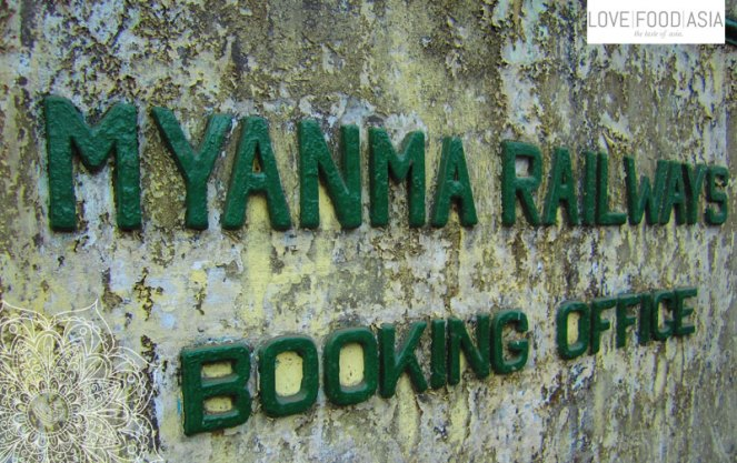 Myanmar Railway Booking Office