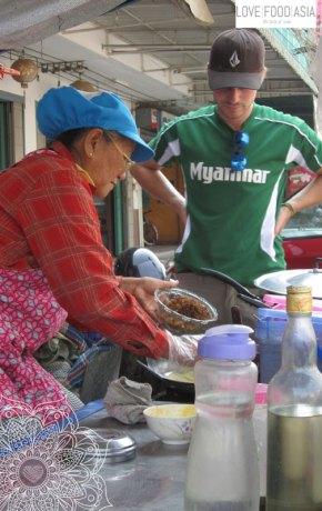 Street Food in Sukhothai