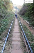 The rails to Kalaw