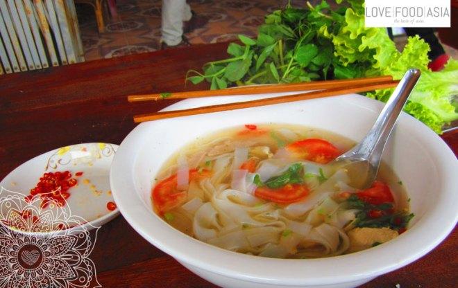 Lecker Suppe zum Frühstück