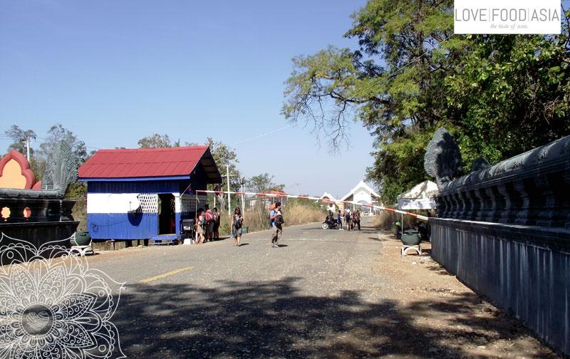 Grenze Laos Kambodscha