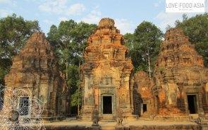 Temple at Angkor