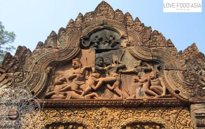 Banteayn Srei