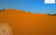 Red sand dunes of Mui Ne
