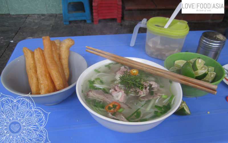 Pho Bo in Hanoi
