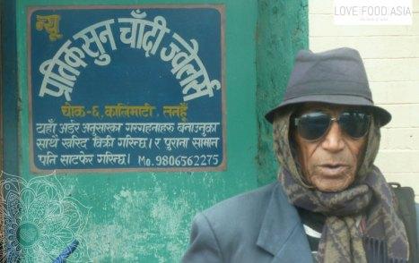 Soulman near Pokhara
