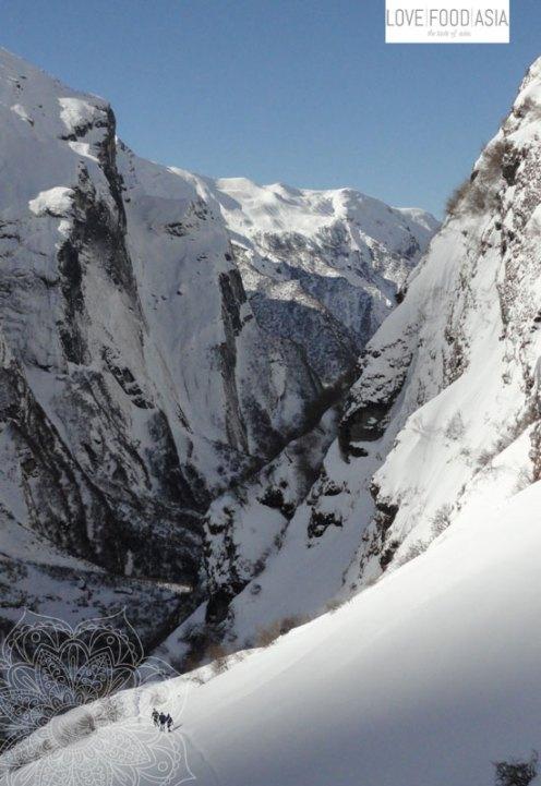 Das Annapurna Gebirge