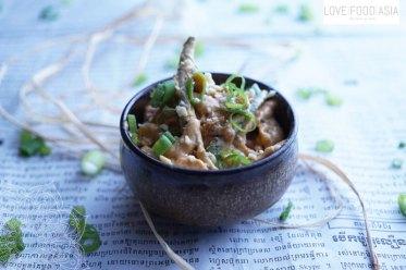 Rotes Curry aus Laos (Gadang Pit)