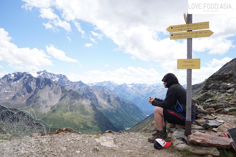 Alps Crossing 2017