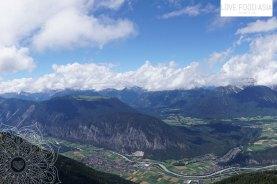 The Inntal (View from Bährlehen-Kreuz)