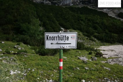 Knorrhütte