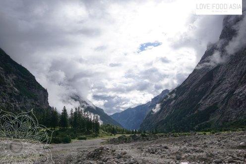Das Tal mit der Partnach