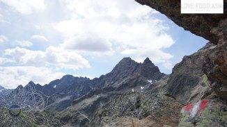 Uphill to Gamskogel