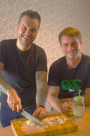 Martin & Matthias von lovefoodasia.com