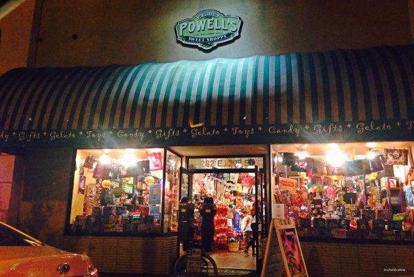 Powell's Sweet Shop Blemont Shore
