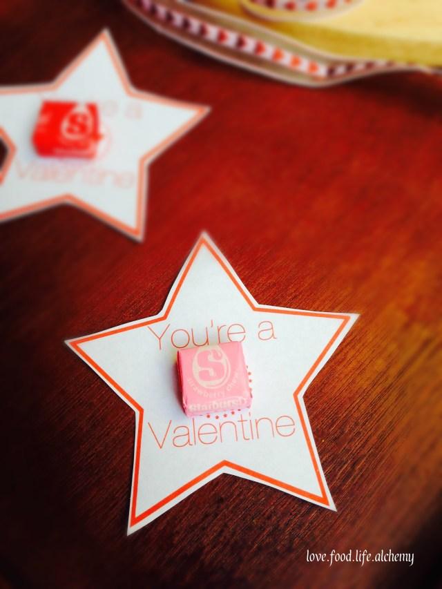 starburst stars