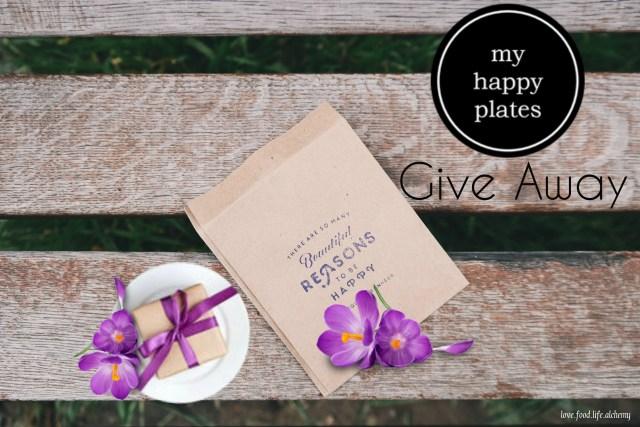 blog give away
