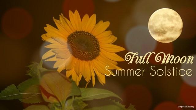 full moon-summer solstice
