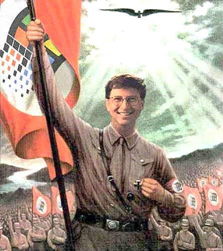 Gates Nazi