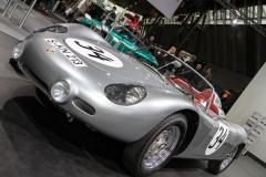 Porsche 718 at Porsche stand