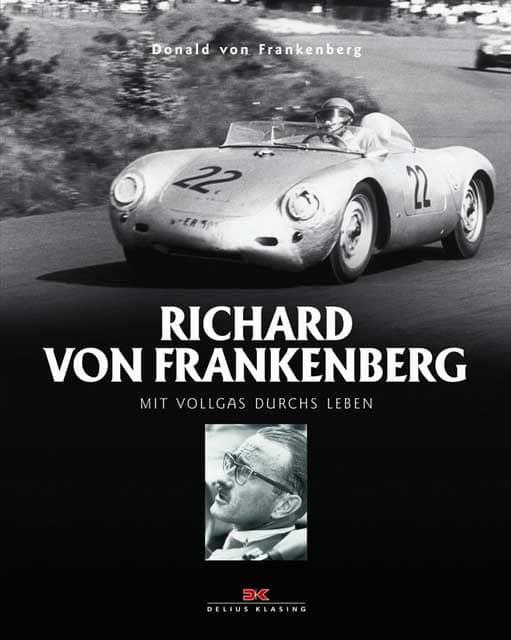 Richard von Frankenberg's biography Book Cover
