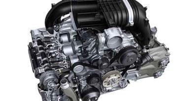 911 GT3 - 3.8 litre flat-six engine