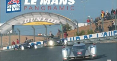 Le Mans Panoramic by Gavin Ireland (Veloce Publishing)