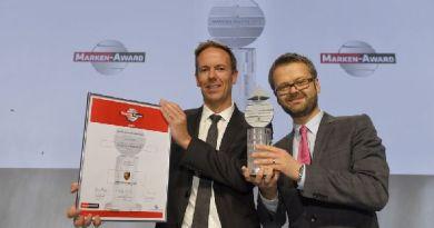 Porsche wins Marken award
