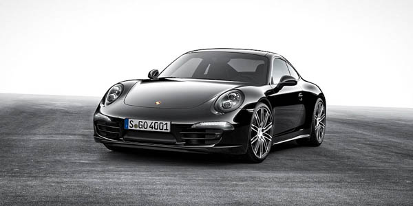 Carrera Black Edition