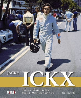 Jacky Ickx Book Cover