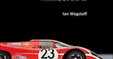 Ian Wagstaff Porsche 917