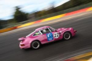 2014 Spa 6h / Sarah Bennet-Baggs / Porsche 911