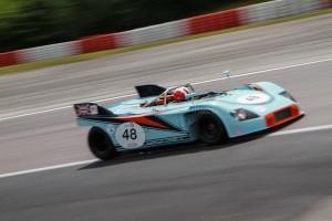 Peter Vögele / Porsche 908/3
