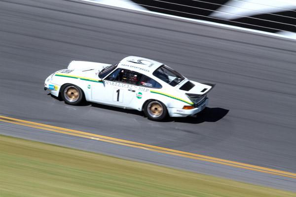 J.F. Dirickx / Porsche 911RS 3.0