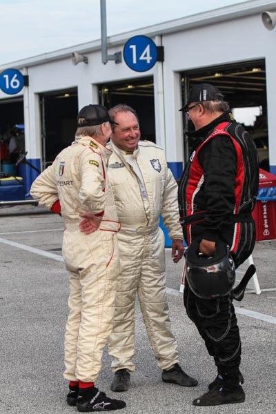 Gijs van Lennep / Jochen Mass / J.F. Dirickx