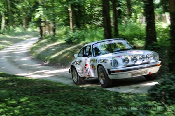 JF DIrickx , A. Benjamin / Per Eklund 'Happy People' Porsche 911SC