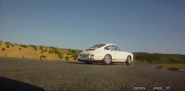 Porsche 911R @911Motorsport Trackdays