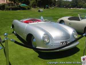 Porsche Number 1