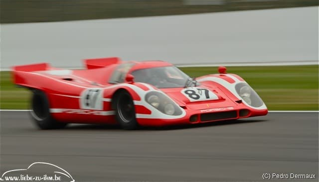 Porsche 917 / Spa 6h