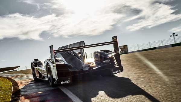 World debut for new 919 hybrid