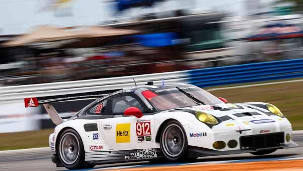 Porsche at Sebring 12H