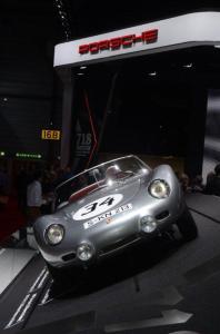 718 Spyder at 2016 Geneva Motorshow