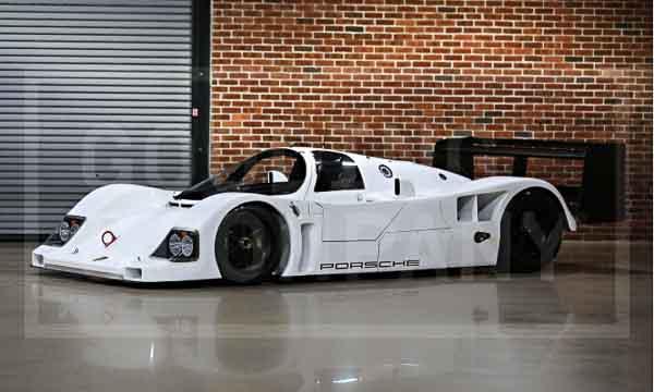 Jerry Seinfeld Porsche 962C
